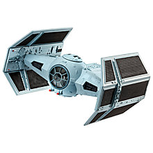 Buy Revell Darth Vader's TIE Fighter Model Kit Online at johnlewis.com