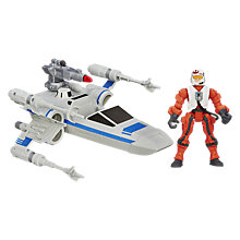 Buy Star Wars Hero Mashers Episode VII Vehicle Packs, Assorted Online at johnlewis.com
