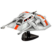 Buy Revell Star Wars Snow Speeder Modelling Kit Online at johnlewis.com