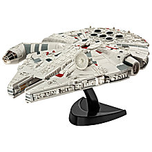 Buy Revell Star Wars Millennium Falcon Modelling Kit Online at johnlewis.com
