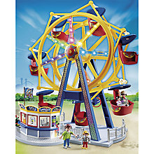 Buy Playmobil Summer Fun Ferris Wheel With Lights Online at johnlewis.com
