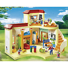 Buy Playmobil City Life Sunshine Pre-School Set Online at johnlewis.com