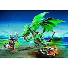 Buy Playmobil Knights Great Dragon Online at johnlewis.com