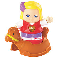 Buy VTech Toot-Toot Friends, Maddie With Her Rocking Horse Online at johnlewis.com