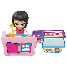 Buy VTech Flipsies Friends, Clementine & Her Kitchen Set Online at johnlewis.com