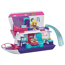 Buy VTech Flipsies Friends, Sandy's House & Yacht Set Online at johnlewis.com