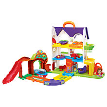 Buy VTech Toot-Toot Friends, Busy Sounds Discovery Home Set Online at johnlewis.com