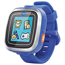 Buy VTech Kidizoom Smart Watch, Blue Online at johnlewis.com