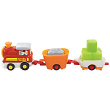 Buy VTech Toot-Toot Drivers, Train & Wagon Set Online at johnlewis.com