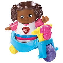 Buy VTech Toot-Toot Friends, Cici With Her Tricycle Online at johnlewis.com