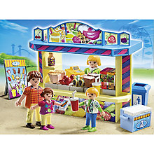 Buy Playmobil Summer Fun Sweet Shop Online at johnlewis.com