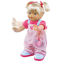 Buy VTech Little Love Learns To Walk Doll Online at johnlewis.com