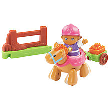 Buy VTech Toot-Toot Friends, Lizzie & Pony Set Online at johnlewis.com