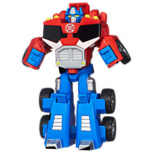 Buy Playskool Heroes Transformers Rescue Bots Rescan Figures, Assorted Online at johnlewis.com