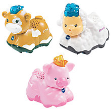 Buy VTech Toot-Toot Animals, 3 Pack Online at johnlewis.com