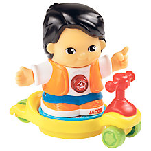 Buy VTech Toot-Toot Friends, Jacob With His Scooter Online at johnlewis.com