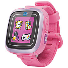 Buy VTech Kidizoom Smart Watch, Pink Online at johnlewis.com