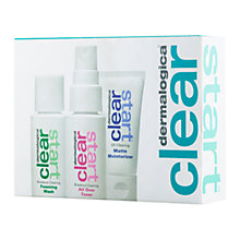 Buy Dermalogica Clear Start 3 Step Kit Online at johnlewis.com