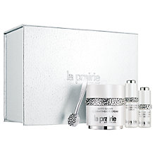 Buy La Prairie Essence of Illumination White Caviar Gift Set Online at johnlewis.com