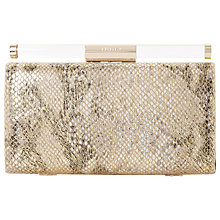 Buy Dune Bonnie Lee Clutch Bag Online at johnlewis.com