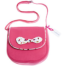 Buy Rockahula Ditsy Bow Bag, Pink Online at johnlewis.com