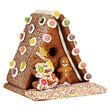 Buy Gingerbread House, Small, 600g Online at johnlewis.com