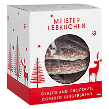 Buy Christmas Market Collection Giant Lebkuchen, 175g Online at johnlewis.com