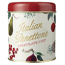 Buy Chiostro Di Saronno Chocolate Panettone, 100g Online at johnlewis.com