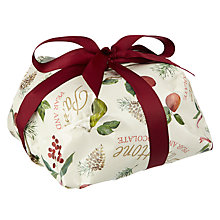 Buy Chiostro Di Saronno Pear & Chocolate Panettone, 750g Online at johnlewis.com
