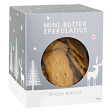 Buy Christmas Market Collection Spekulatius Spiced Biscuits Online at johnlewis.com