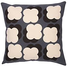 Buy Orla Kiely Shadow Flower Cushion Online at johnlewis.com