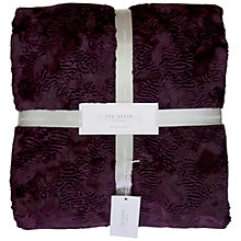 Buy Ted Baker Pierra Throw Online at johnlewis.com