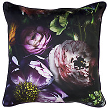 Buy Ted Baker Shadow Floral Cushion Online at johnlewis.com