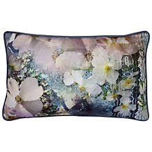 Buy Ted Baker Tile Floral Cushion Online at johnlewis.com