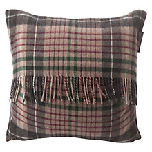 Buy Lexington Check Lambswool Cushion Online at johnlewis.com