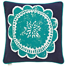 Buy Scion Taimi Flower Cushion Online at johnlewis.com