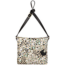 Buy Nica Miranda Messenger Bag, Leopard Online at johnlewis.com