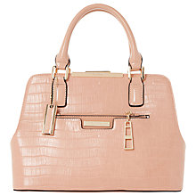 Buy Dune Domino Multi Compartment Grab Bag, Neutral Online at johnlewis.com