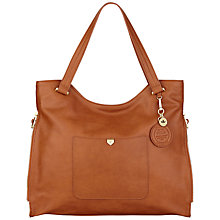 Buy Nica Chrissy Shoulder Bag, Tan Online at johnlewis.com