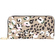 Buy Nica Maria Zip Around Purse, Leopard Online at johnlewis.com