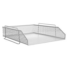 Buy House by John Lewis Metal Desk Tray Online at johnlewis.com