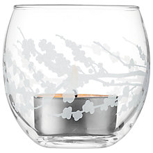 Buy LSA International Garland Tea Light Holder Assorted, Set of 4 Online at johnlewis.com