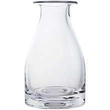 Buy Dartington Crystal Circle Carafe, 1L Online at johnlewis.com