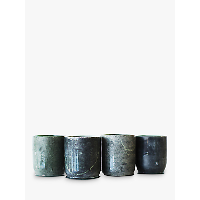 Sparq Soapstone Shot Set, Set of 4