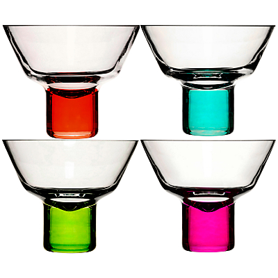 Sagaform Club Martini Glasses, Set of 4