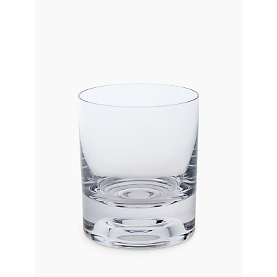 Dartington Crystal Circle Glass Tumblers, Set of 2
