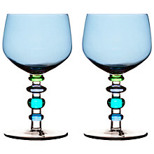 Buy Sagaform Spectra Wine Glass, Set of 2 Online at johnlewis.com