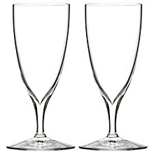 Buy Waterford Elegance Vodka Crystal Glasses, Set of 2 Online at johnlewis.com