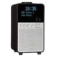 Buy John Lewis Astro DAB+/FM Digital Radio with Bluetooth, NFC & LCD Display Online at johnlewis.com