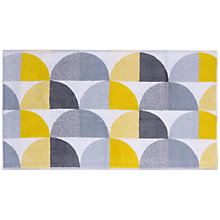 Buy Lindsey Lang Scallop Bath Mat Online at johnlewis.com